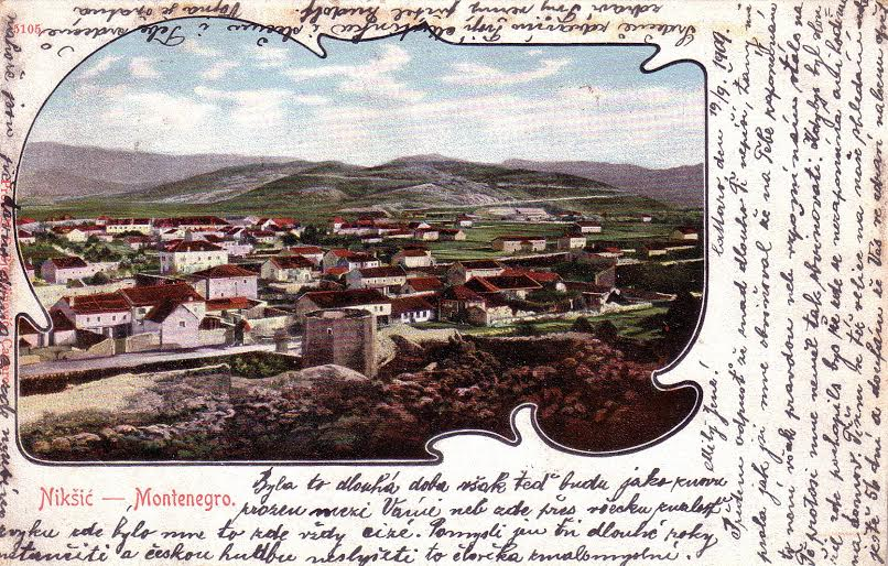 Niksic-Razglednica