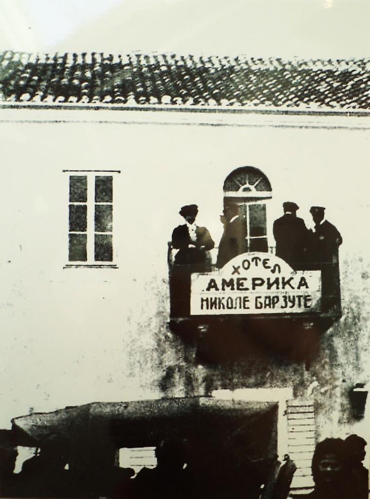 Novine-Hotel Amerika