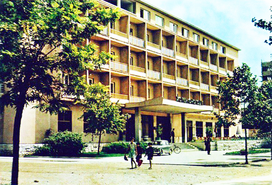 Prvi hotel A kategorije