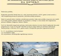 Besplatan prevoz za sve ljubitelje pozorišta u Nikšiću