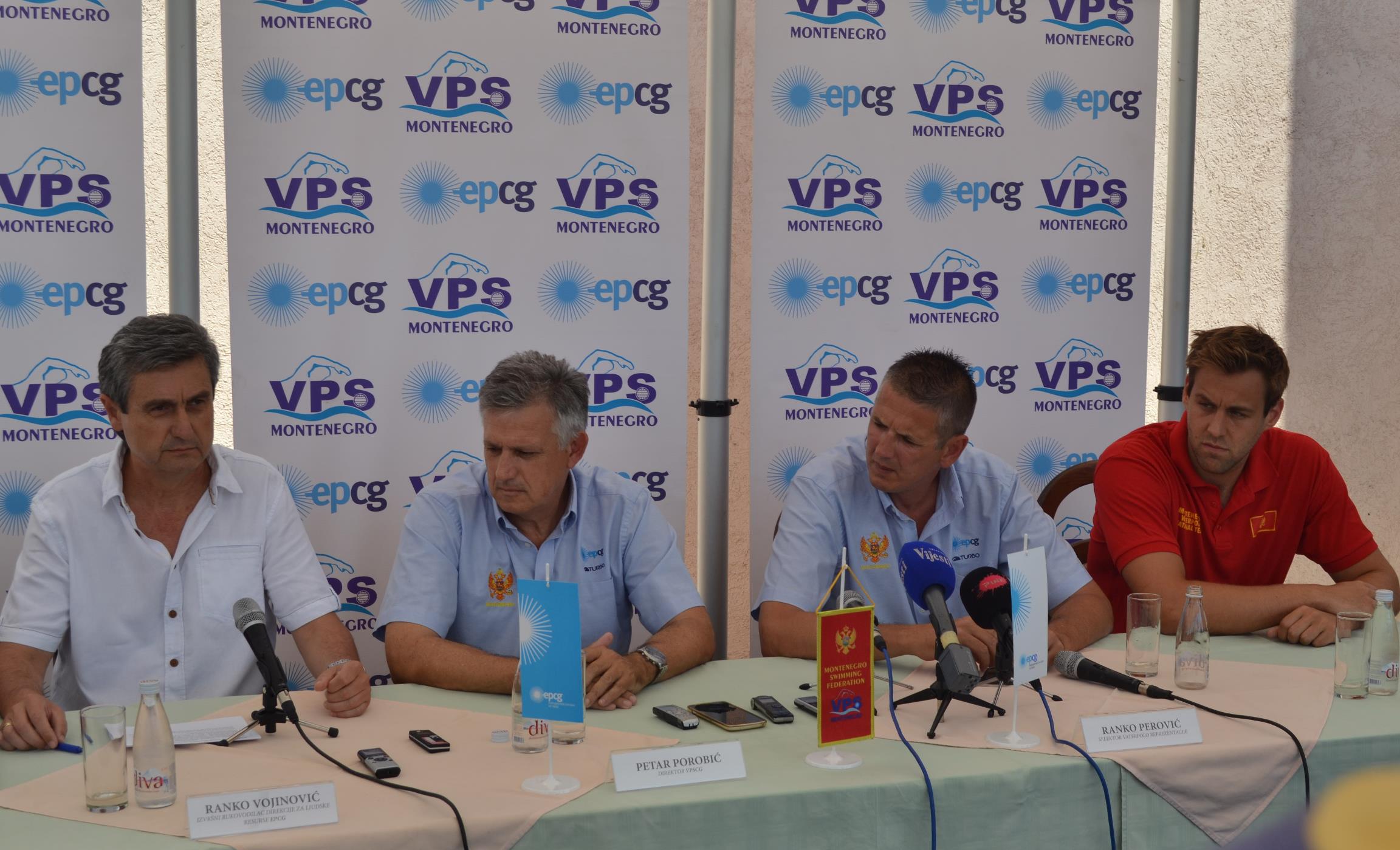 Nastavak tradicionalne saradnje kompanije EPCG sa Vaterpolo i plivačkim savezom Crne Gore