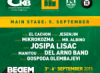 Josipa Lisac večeras na Bedem Festu