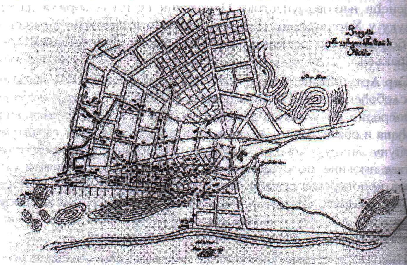 Svaki drevni grad je posebna priča