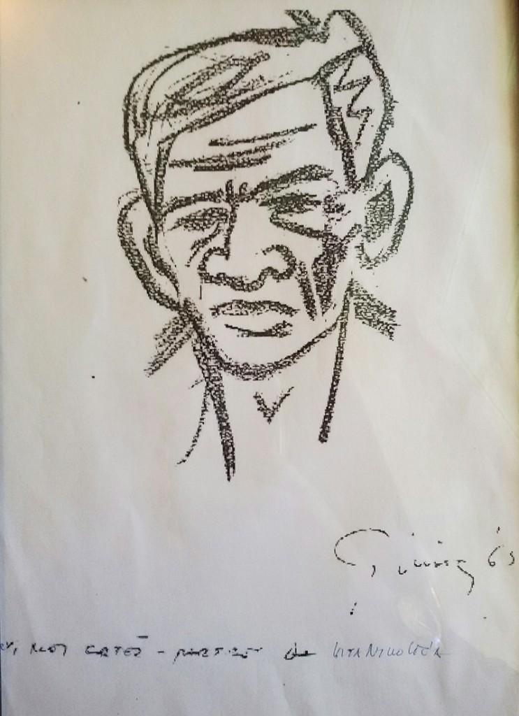Novine-Vito Nikolic portret Glusac