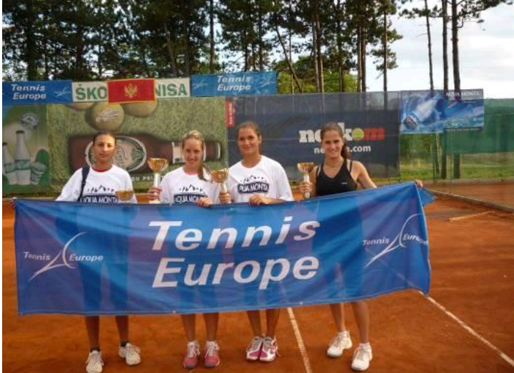 Počinje međunarodni teniski turnir u Nikšiću