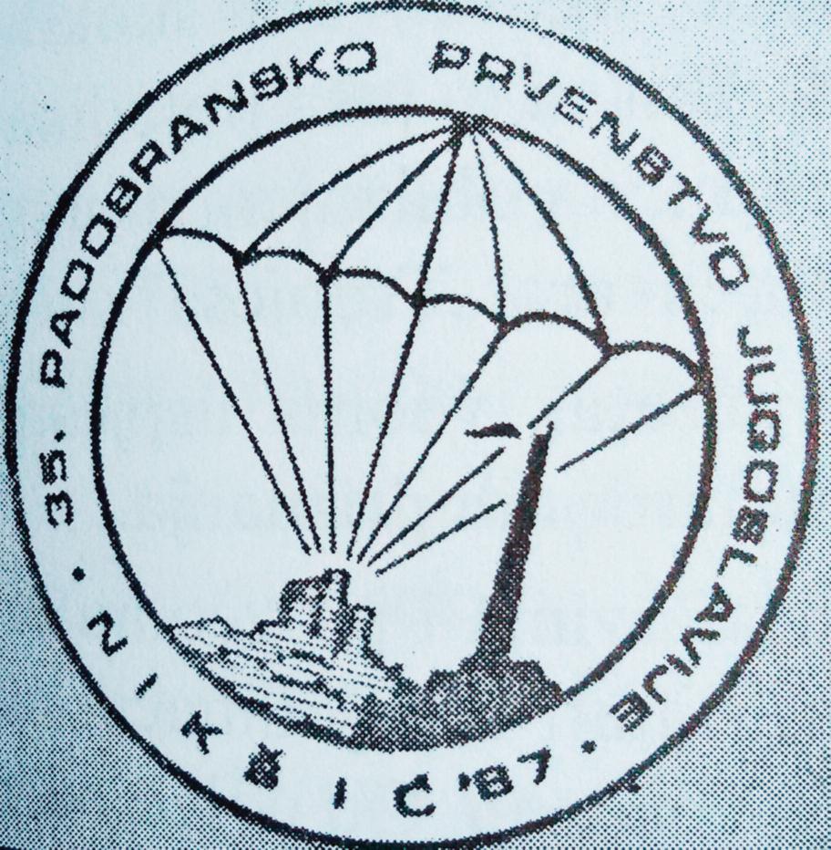 Jubilarno okupljanje najboljih padobranaca u Nikšiću