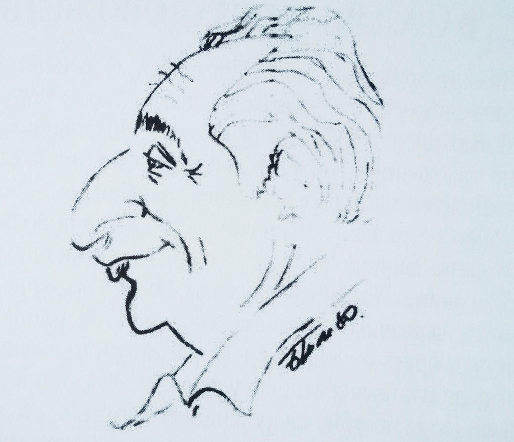 Novine-Rajko Bozovic karikatura