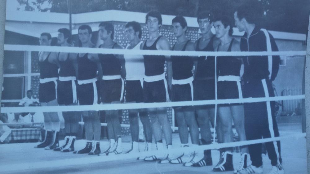 Zlatne godine nikšićkog boksa