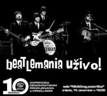"Koncert grupe ""The Bestbeat"" (The Baetles Tribute band)"