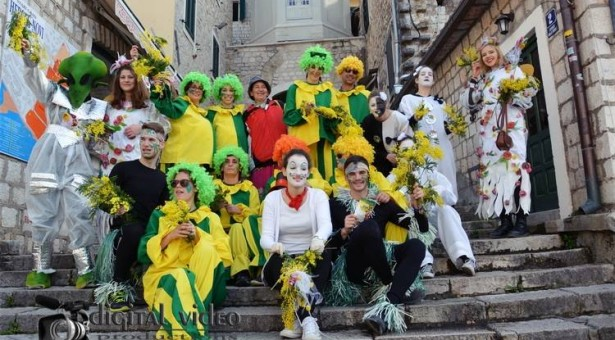 Hotel Onogošt organizuje maskenbal u okviru Praznika mimoze