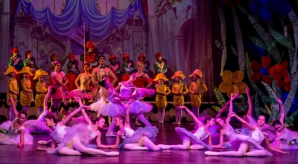 "Baletski spektakl ""Čipolino"" u Pozorištu"