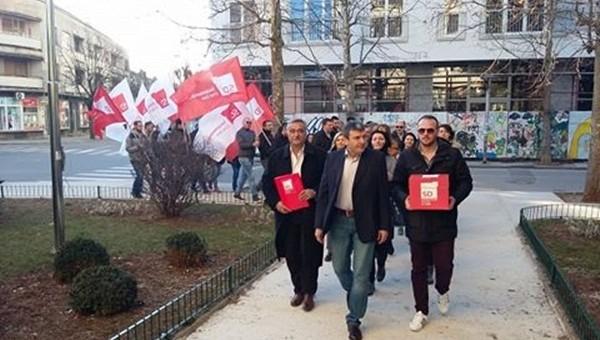 Nosilac liste Socijaldemokrata je dr Spasoje Vukotić