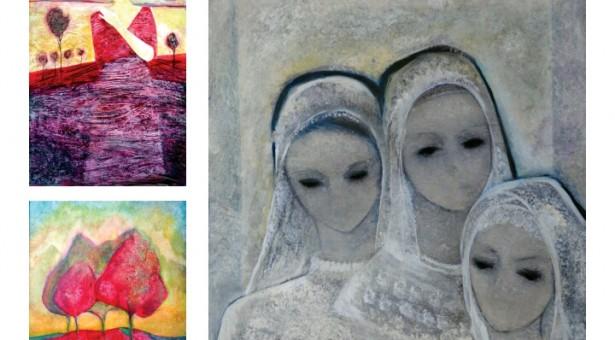 Izložba slika Ankice Bjelice