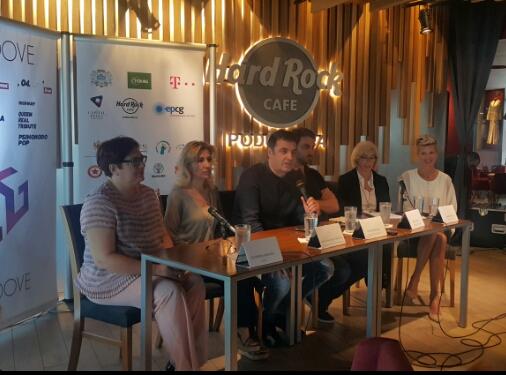 EPCG podržala festival CITY GROOVE