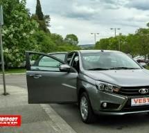 Nova Lada Vesta u Nikšiću: Automobil evropskog šarma