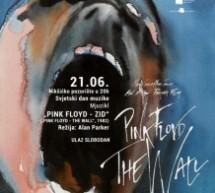 Mjuzikl  Pink Floyd – The Wall na sceni Pozorišta