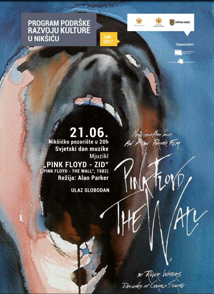 Mjuzikl  Pink Floyd - The Wall na sceni Pozorišta