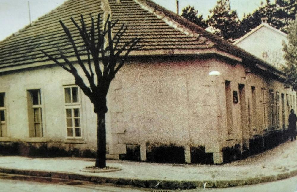 Novine-Gimnazija NK prva zgrada