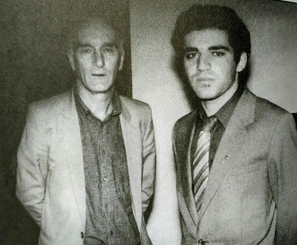 Novine-Nikola Mijuskovic i Gari Kasparov