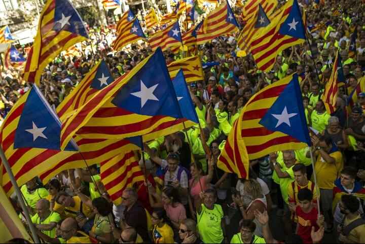 Nezavisnost podržalo 90 odsto izašlih glasača u Kataloniji