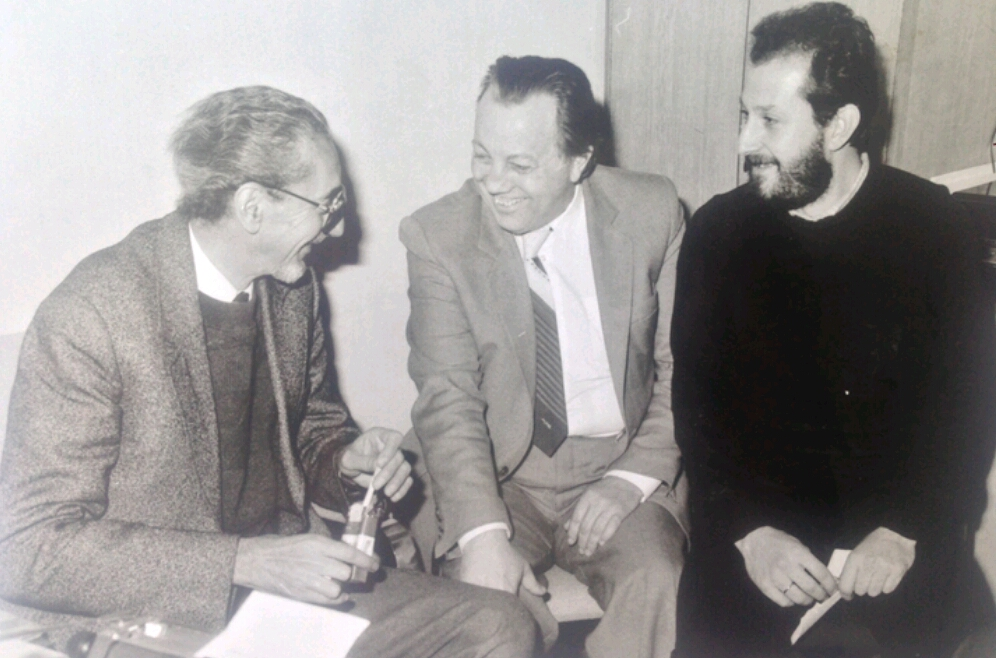Novine-Borislav Pekic, Radoslav Rotkovic i Dragan B. Perovic