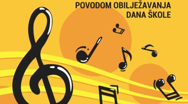 """Obilježavanja Dana Muzičke škole """"Dara Čokorilo"""""""