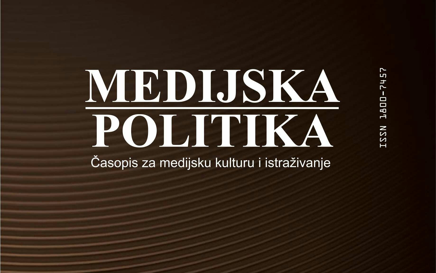 Iz štampe izašao 15. broj Medijske politike