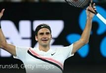 Rodžer Federer osvojio 20. gren slem titulu!