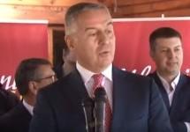 Đukanović: Politička konkurencija bi poništila odluku o nezavisnosti i članstvu u NATO