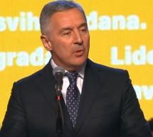 Đukanović iz Nikšića: Planiram da sve kandidate porazim i smjestim na marginu političke scene