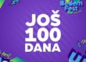 Počelo odbrojavanje: 100 dana do početka 9. Bedem festa