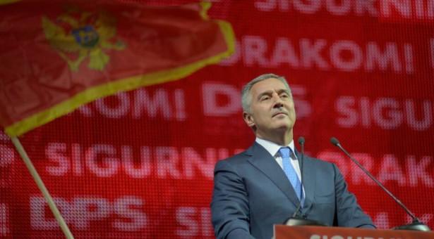 Đukanović novi predsjednik Crne Gore