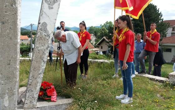 Na Kapinom polju obilježeno 75 godina od strijeljanja boraca