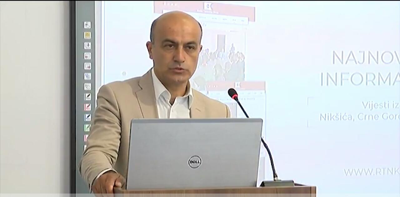 Rutović o Portalu RTNK: U susret potrebama i metodama medijskog komuniciranja