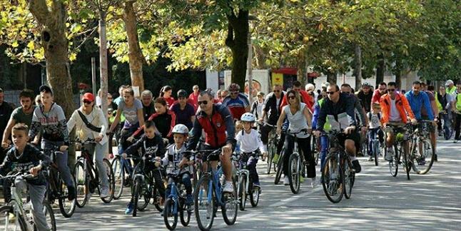 BK Perun: Biciklijada povodom Međunarodnog dana bicikla