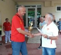 Nikšićki veterani prvi na Kupu Jadrana