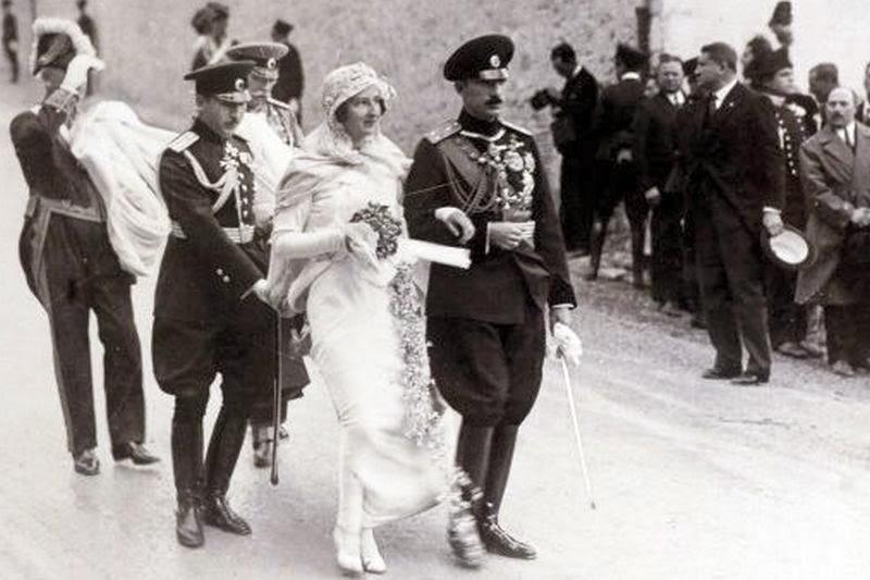 Vjenčanje princeze Đovane i kralja Borisa
