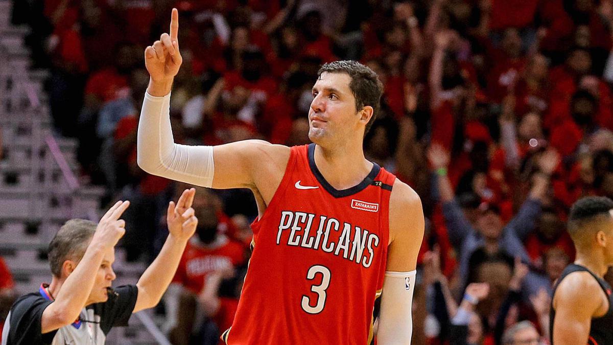 Maestralno veče Mirotića u NBA ligi