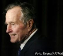 Preminuo Džordž Buš stariji