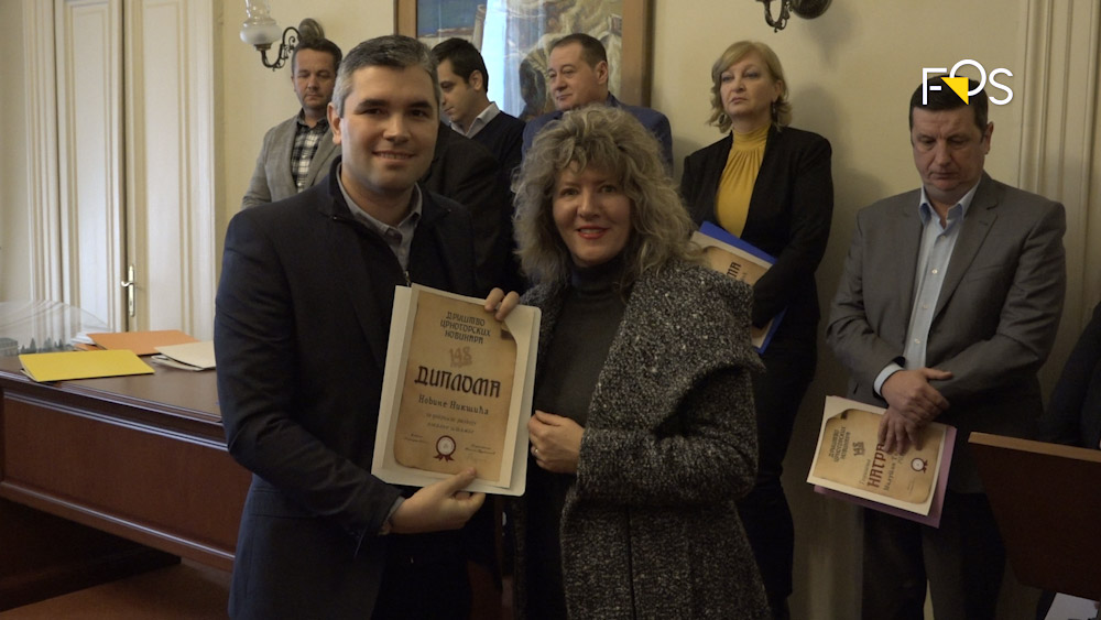 Godišnja novinarska nagrada: Novine Nikšića među laureatima