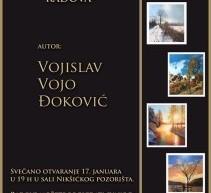 Izložba radova Vojislava Voja Đokovića