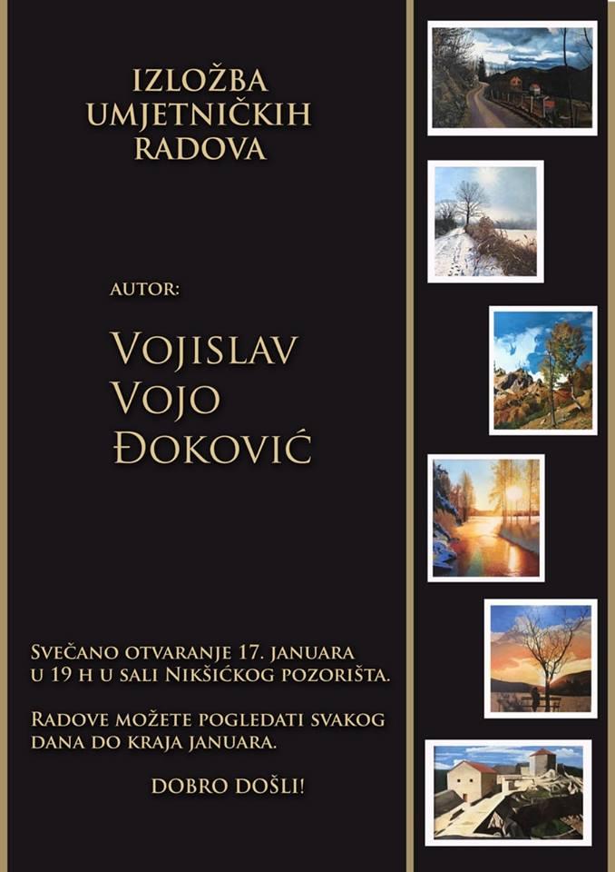vojislav vojho đoković