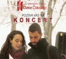 Koncert Miljane Nikolić i Dušana Obrenovića