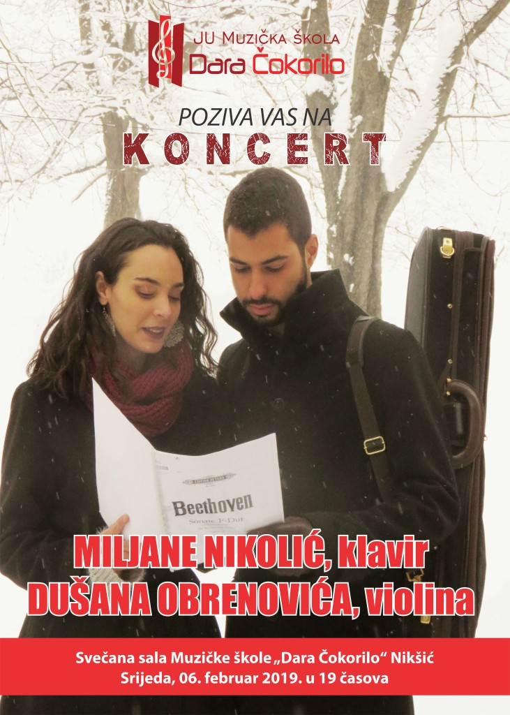 Poster Muzicka