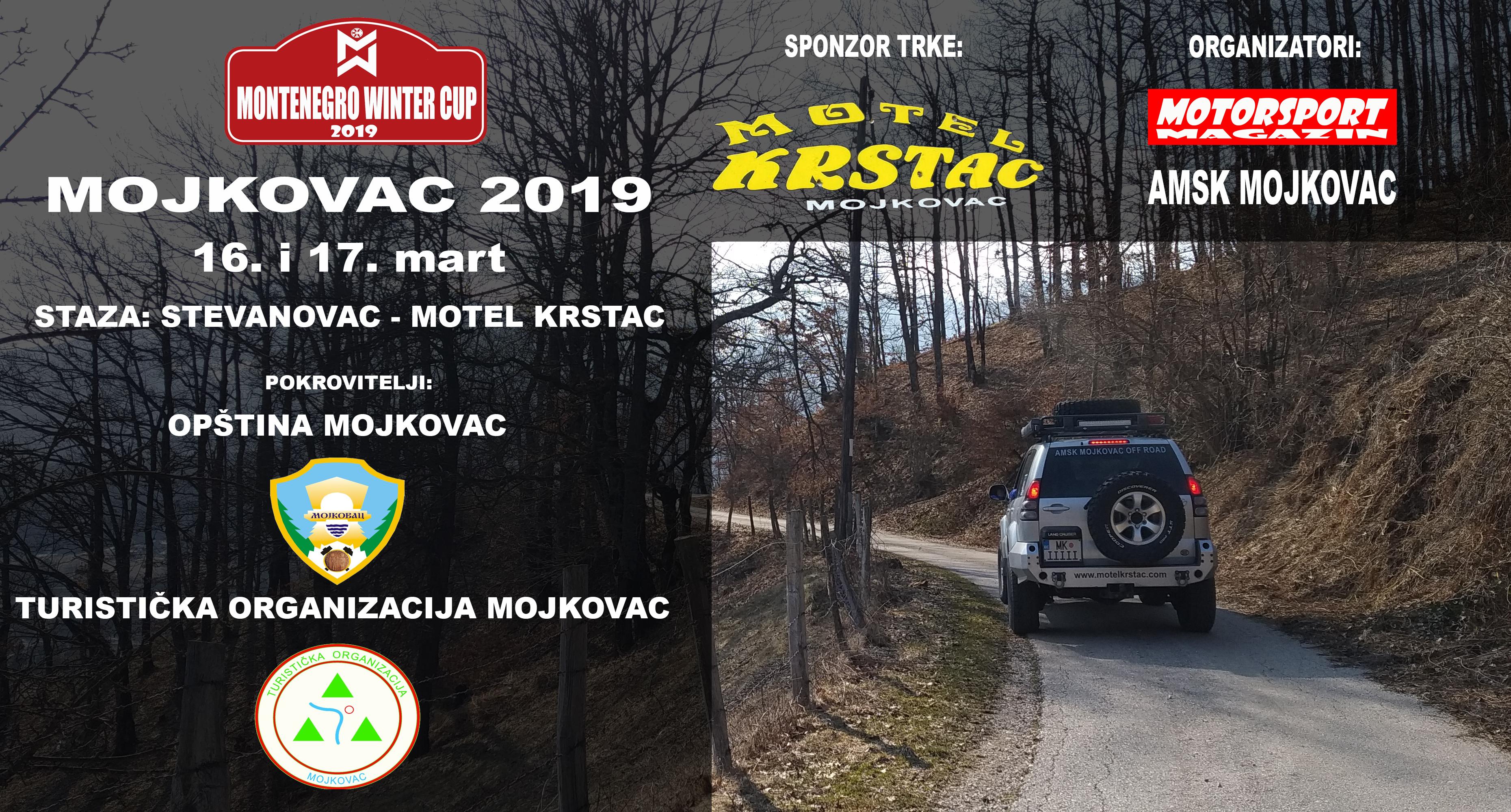 Završnica Zimske lige 2019. u Mojkovcu