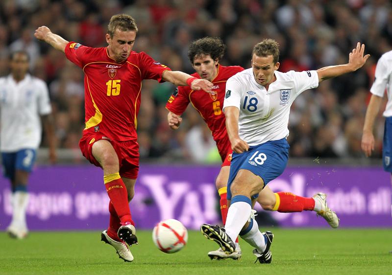Soccer - UEFA Euro 2012 - Qualifying - Group G - England v Montenegro - Wembley
