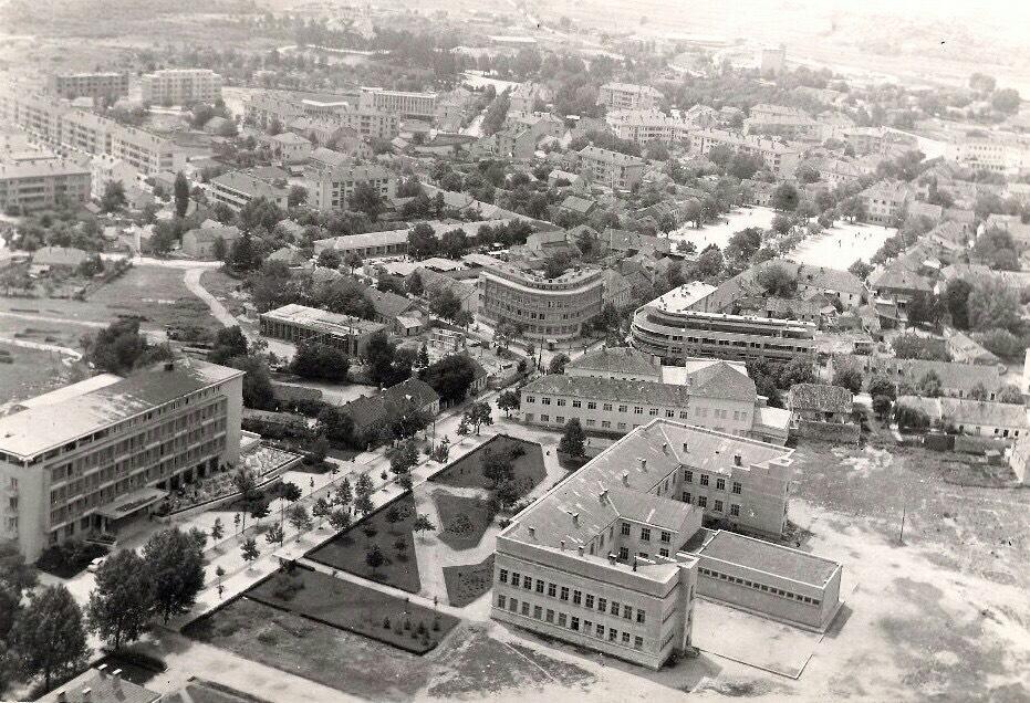Novine-Niksic Panorama Niksica 1958. godine (1)