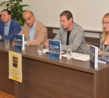 """Održana promocija knjige """"Šum medija"""""""