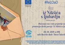 """Promocija zbirke poezije ,,Iz Nikšića s ljubavlju"""""""