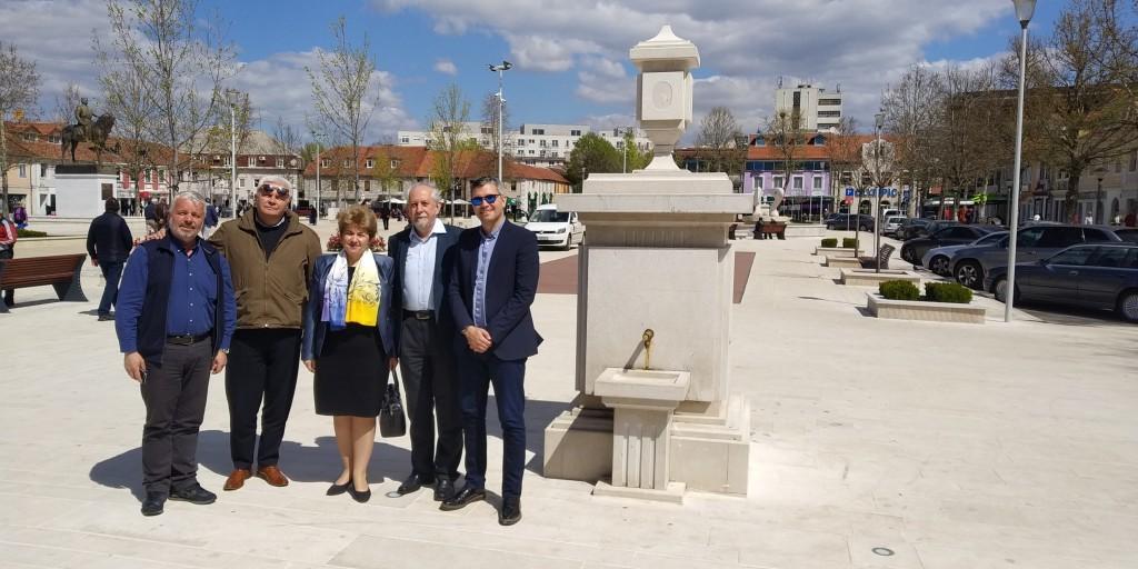 Posjeta Ambasadorke Bugarske Novinama Niksica (3)